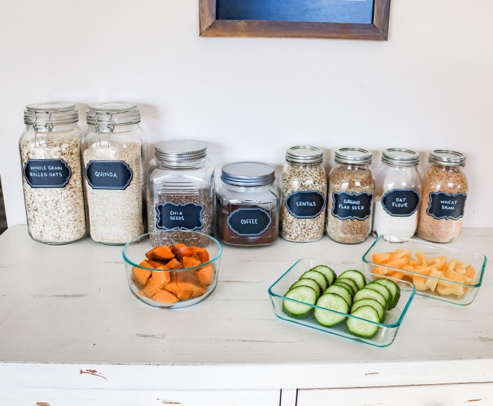 February's Healthy Home Challenge: Transition to Glass Storage Containers