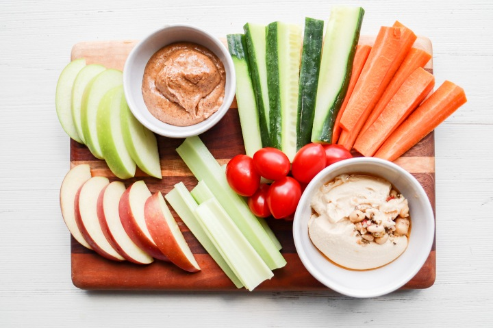 8 Healthy Snacks for Working at Home